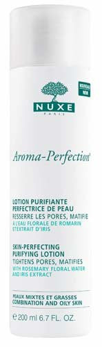 Anti-Imperfection Care - Combination and Oily Skin - Aroma-Perfection Purifying Lotion - 200 ml bottle