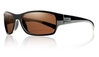 Forum Black with Polarized Copper lens