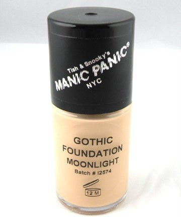 Dreamtone Natural Tone Foundation - Moonlight