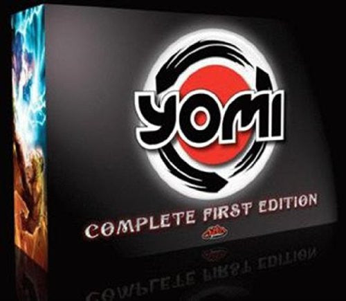 YOMI COMPLETE FIRST EDITION SRN