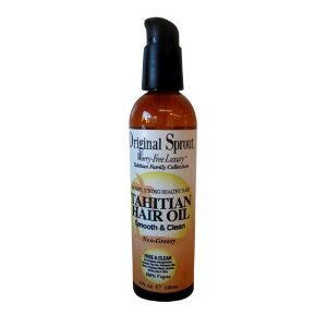 Original Sprout Tahitian Hair Oil - 4 oz.