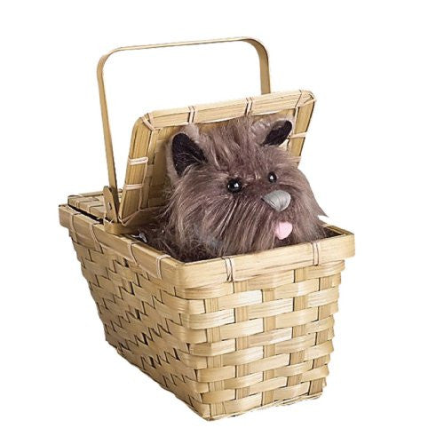 Dlx Toto In A Basket