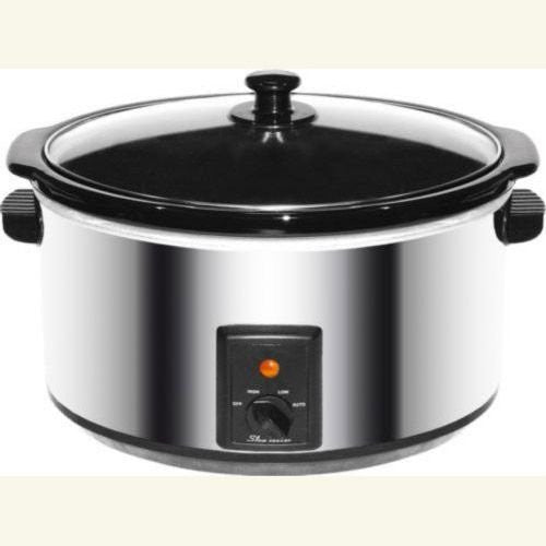 Brentwood SC-170S 8.0 Liter Slow Cooker Small Appliances
