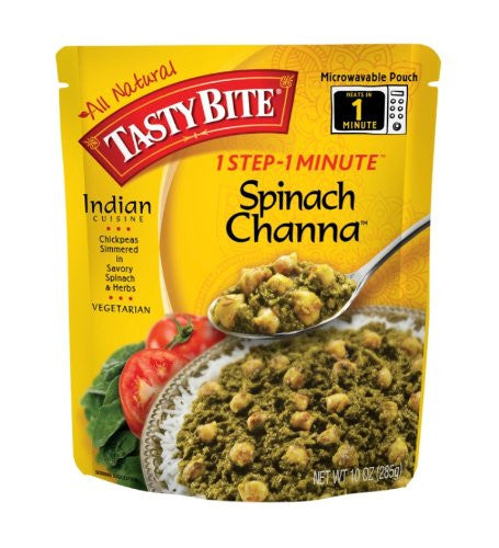 Spinach Channa Entre 10.0 OZ