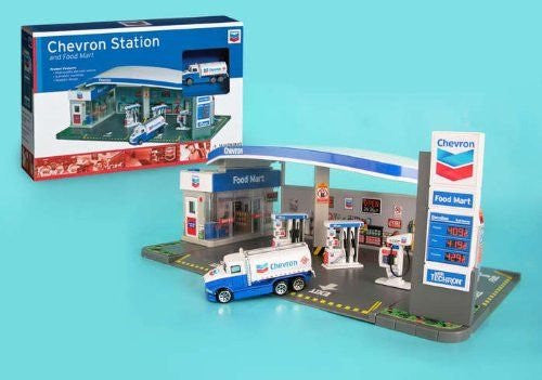 Chevron Gas Station