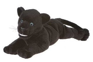Fiesta Wild Animals Series 10'' Bean Bag Panther