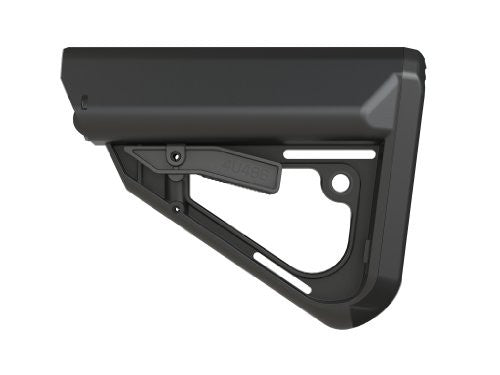 TI-7 Tactical Buttstock -- MIL-SPEC Size (Color: Black)