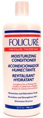 Folicure Conditioner Moisturiz Ing 32oz