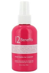12 Benefits Instant Healthy Hair Treatment, 6 oz