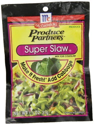 Super Slaw Mix, 1.1 Oz