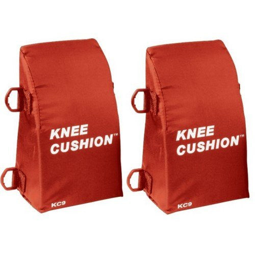 Knee Cushions, Red