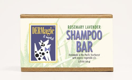 Rosemary Lavender Shampoo Bar (3.75 oz)