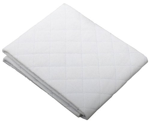 Arms Reach Concepts Mini Co-Sleeper Mattress Protector - White