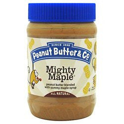 Peanut Butter & Co. Mighty Maple 16.0 Oz