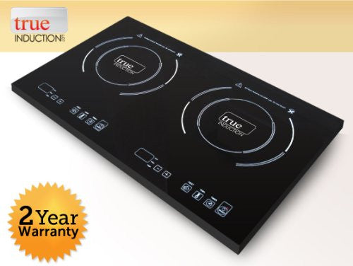 Double Burner Induction Cooktop