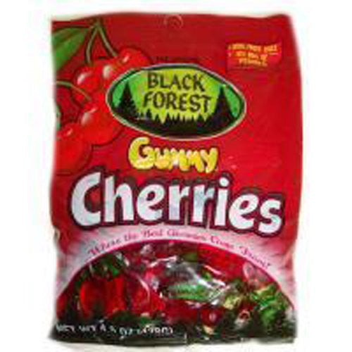 Black Forest Gummy Cherries 4.5 OZ