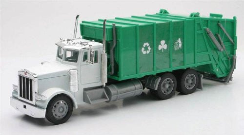 Newray Remote Radio Controlled (RC) Toy Trucks - 27 Mhz- Many Styles: Dump Truck, Cement Truck, Tow Truck, Garbage Truck