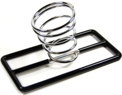 "Flat Iron Spiral Holder, 3"" diameter"