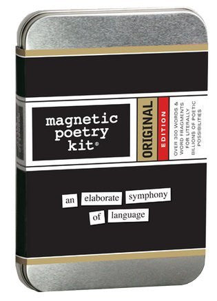 Magnetic Poetry - Essential Word Magnets