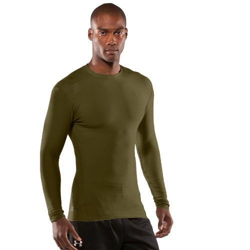 Coldgear Tactical Crew - Marine Olive Drab, Medium