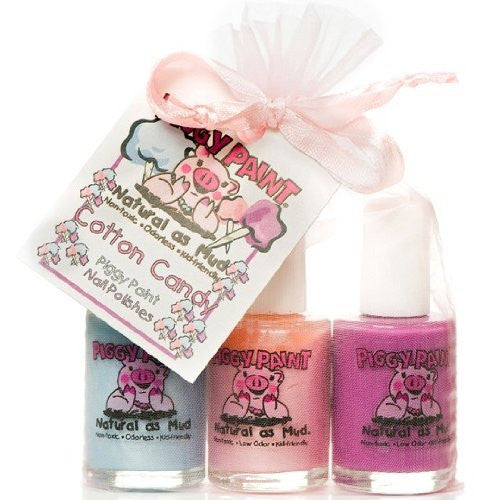 Piggy Paint Cotton Candy Gift Set