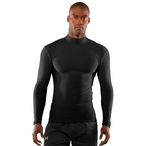 Coldgear Tactical Mock - Black, Large