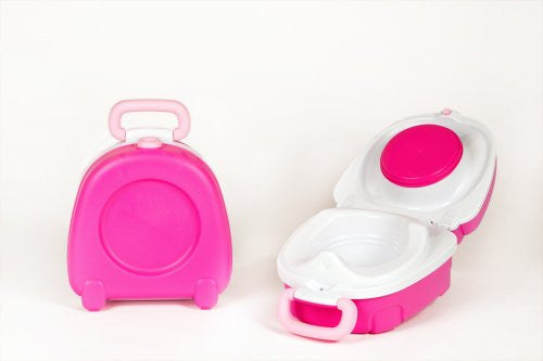 My Carry Potty - Leakproof Portable Child Potty (Color: Pink)