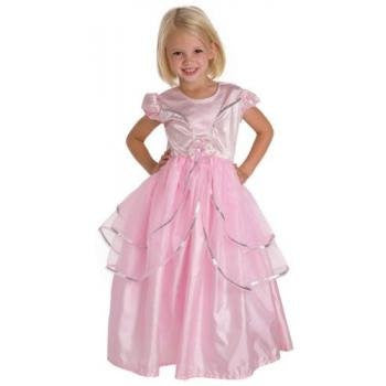 "*NEW* Royal Pink Princess (Sm 1-3 yrs, child 2T, 27"")"