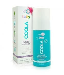 COOLA Suncare COOLA MineralBaby Organic SPF 50 - Unscented - 3 fl oz