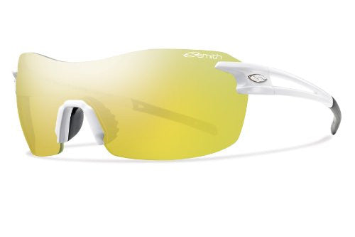 Pivlock V90 Max White with Yellow Mirror Lens