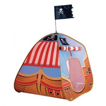 Pirate Galleon Pop Up Tent