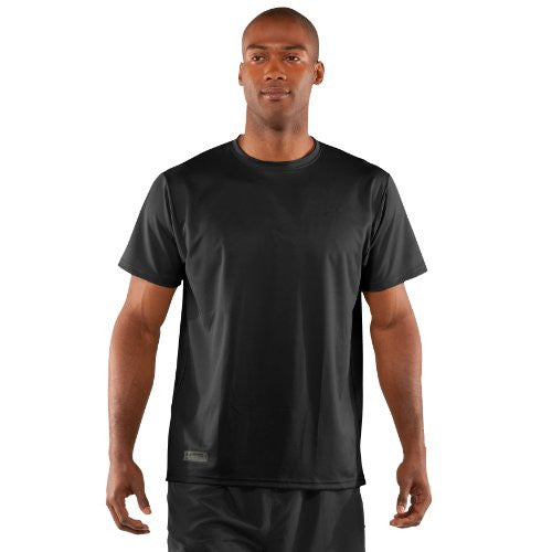 Heatgear Tactical Short Sleeve Tee - Black, X-Large