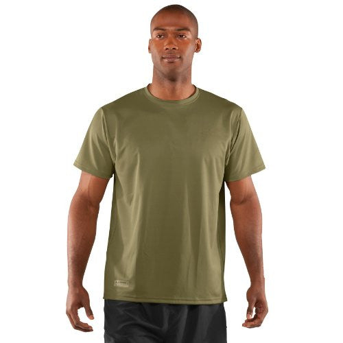 Heatgear Tactical Short Sleeve Tee - Marine Olive Drab, Medium