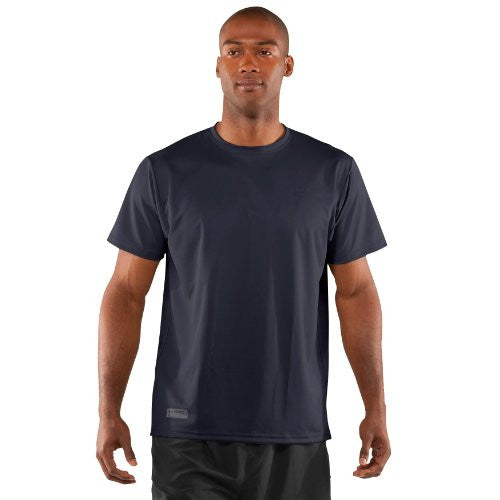 Heatgear Tactical Short Sleeve Tee - Dark Navy Blue, X-Large