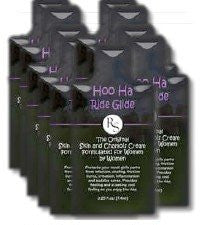 Hoo Ha Ride Glide -10 count / 0.25 oz