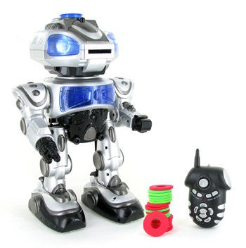 RoboKid Disc Shooting RC Robot
