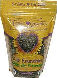 Raw Organic Lydia's Herbs de Provence Kale Krunchies-3 ozs.