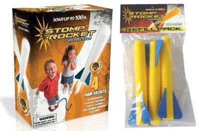 Junior Glow Kit with Extra Jr. Glow Rocket Refills