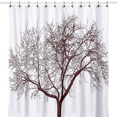 Fabric S.C. Tree - Brown