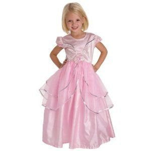 "*NEW* Royal Pink Princess (Med 3-5 yrs, child 4, 32"")"
