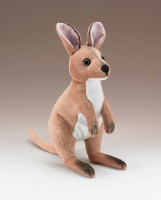 "Wallaby Plush Toy 13"" H"