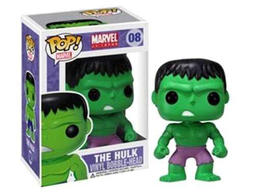 Funko POP! Marvel 4 Inch Vinyl Figure Hulk