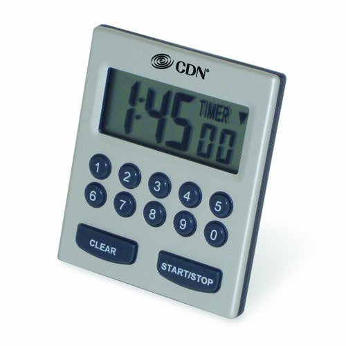 Direct Entry 2-Alarm Timer