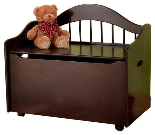 KidKraft  Limited Edition Toy Box (Color: Espresso)
