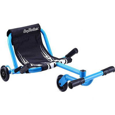 Ezy Roller Ultimate Riding Machine - Blue