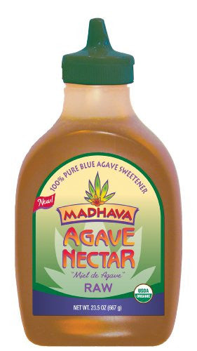 Raw Organic Nectar 23.5 OZ