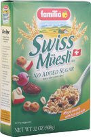 FAMILIA Muesli, No Sugar Added 6/32 OZ