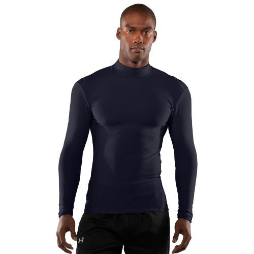 Coldgear Tactical Mock - Dark Navy Blue, Large
