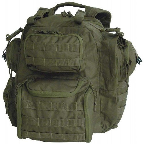Improved Matrix Pack Backpack MOLLE - Hydration Compatible - Olive Drab OD Green