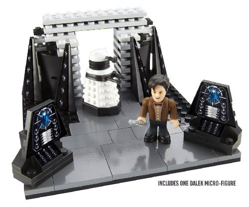 Character Building / Playset - Dalek Progenitor Room Mini Set